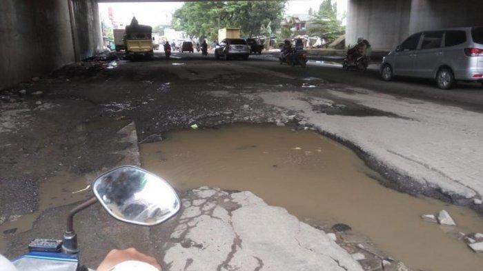 Masyarakat Minta Anggaran Baju Dinas DPRD Tangerang Dialokasikan untuk Perbaiki Jalan Kali Perancis