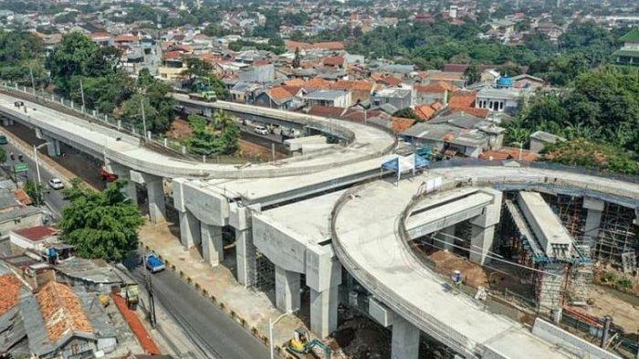 Penampakan Terkini Flyover Tanjung Barat Jakarta Selatan yang Rampung Bulan November 2020
