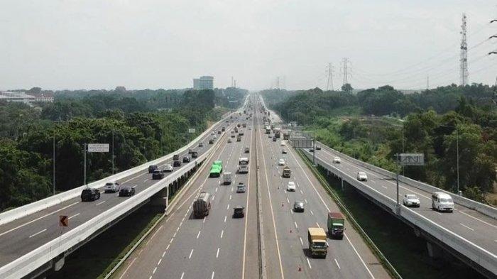 Jalan Layang MBZ Tol Jakarta Cikampek Ditutup Sementara Mulai Hari Ini