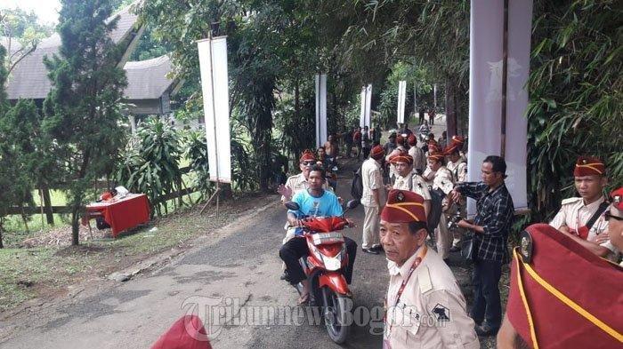 Konfernas Gerindra Digelar Tertutup di Rumah Prabowo, Fadli Zon Naik Ojek, Sandiaga Jalan Kaki
