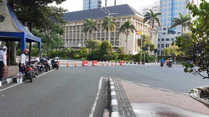 Aksi Bela Nabi di Kedubes Perancis, 3 Jalan di Jakarta Pusat Siap Ditutup Polisi