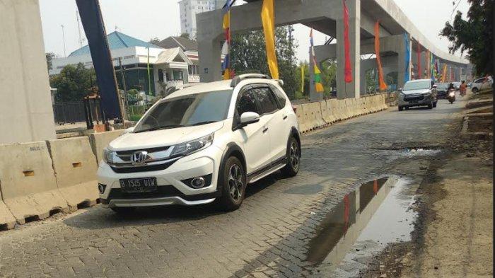Suku Dinas Bina Marga Catat 1.967 Titik Ruas Jalan di Jakarta Utara Rusak