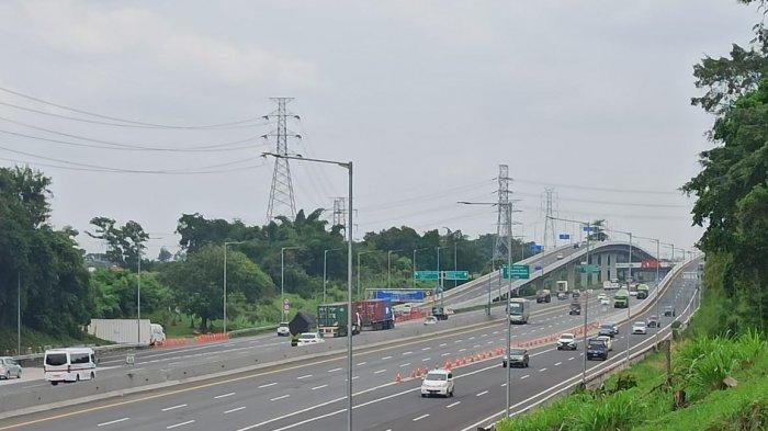 Awal Tahun Baru 2021, Jasa Marga Catat 106.058 Kendaraan Bergerak Menuju Jakarta