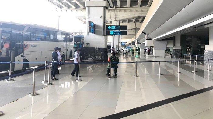 Bandara Soekarno-Hatta Bangun Posko 24 Jam Untuk Mengawasi Penumpang dari Luar Negeri