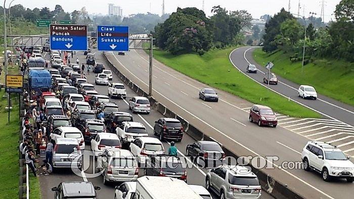 Macet di Puncak Bogor Saat Weekend Kemarin, Jadi Sorotan Jokowi hingga Dibicarakan di Rapat DPR