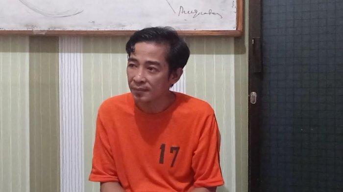 Jamal (33) nekat membunuh ayah kandungnya, Tatong (86)
