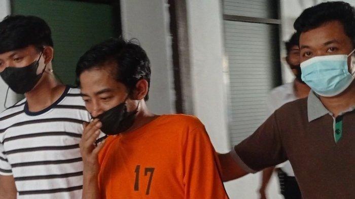 Jamal, anak yang membunuh ayah kandungnya sendiri.