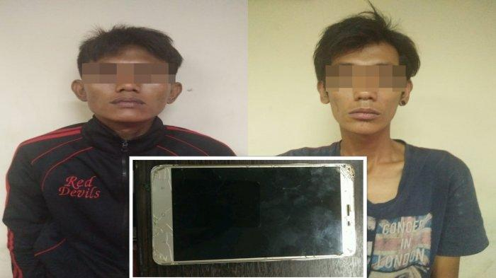 Dua Jambret Tertangkap di Tambora Gara-gara Motor Ditendang Korban