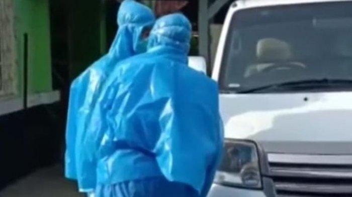 Polisi Pastikan Bukan Tenaga Kesehayan yang Buang APD Diduga Bekas Pakai di Jagakarsa