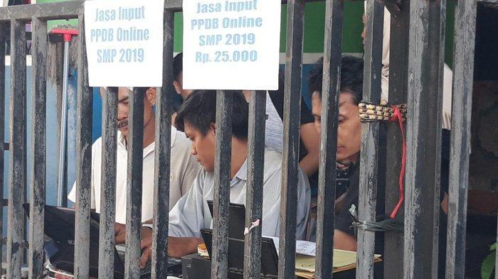 Tak Mengerti dan Ogah Ribet, Sejumlah Wali Murid Bayar Rp 25 Ribu Daftar PPDB Lewat Jasa Input