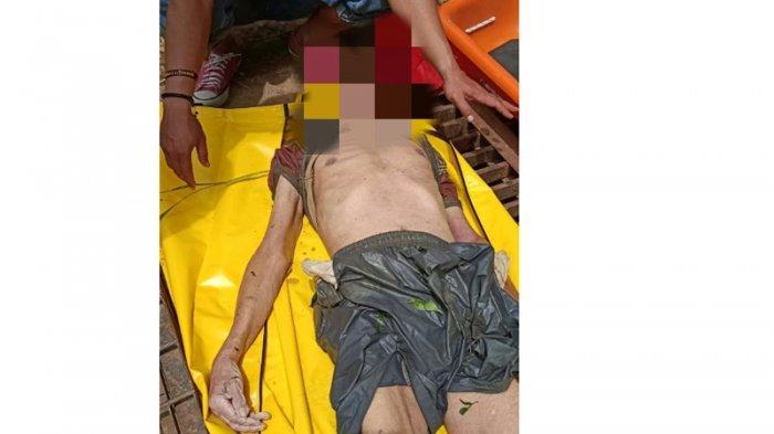 Jasad Lansia Tanpa Identitas Ditemukan Tersangkut di Pintu Air Kalimalang