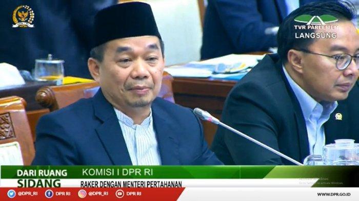 Anggota Komisi I DPR Jazuli Juwaini Jelaskan Maksud Pernyataanya Soal Papua Saat Rapat dengan Menhan