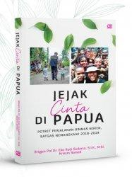 Buku Jejak Cinta di Papua