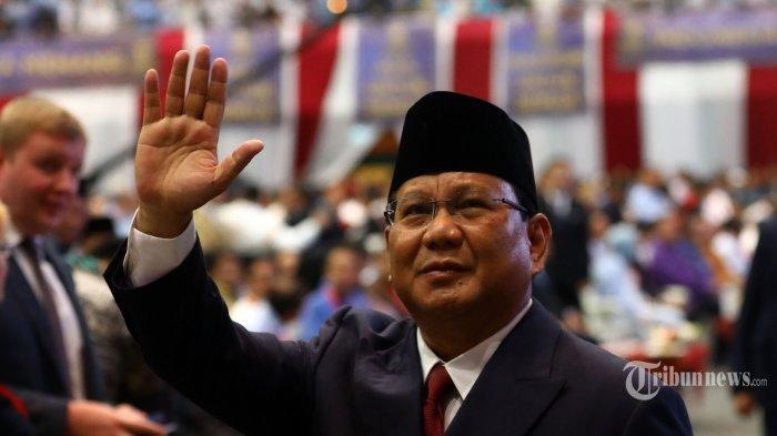 Prabowo Subianto Berpidato Dibantu Teleprompter, Sederet Tokoh Berkomentar