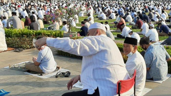 Idul Fitri Jatuh pada Hari Kamis 13 Mei 2021, Ini Pesan Menteri Agama Gus Yaqut