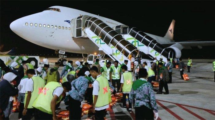 Jemaah Calon Haji Asal Solo Meninggal di Pesawat Menuju Madinah, Dimakamkan Sekitar Baqi