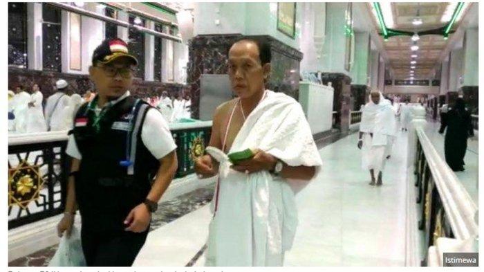 Masih Dirawat karena Sakit Jantung, Jamaah Haji Asal Tangsel Tertahan Belum Bisa Pulang