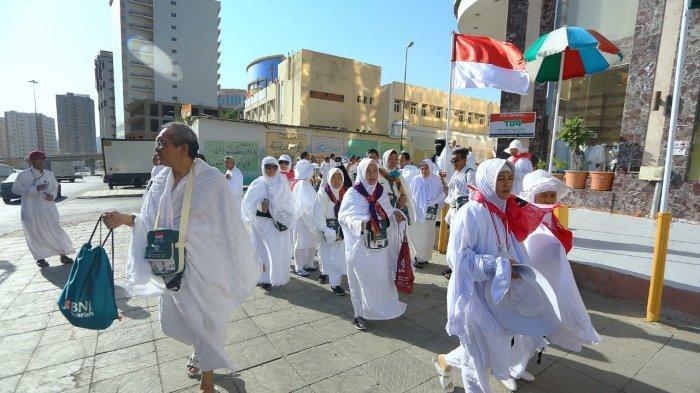 Simak Mekanisme Bagi Jemaah Haji Sakit untuk Wukuf di Arafah, Perhatikan Syariatnya!