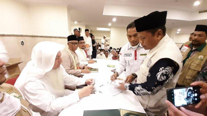 Jemaah Haji Aceh Terima Uang Wakaf dari Baitul Asyi di Makkah, Per Orang Dapat Rp 4,5 Juta