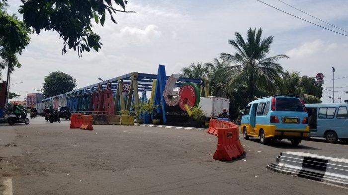 Jembatan Robinson Lama di Kota Tangerang Dalam Perbaikan, Dishub Lakukan Rekayasa Lalu Lintas