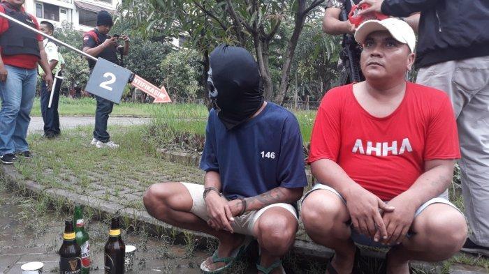 Rekonstruksi Pembunuhan Driver Ojol Wanita di Rusun Cakung, Awalnya Mabuk Bareng Teman