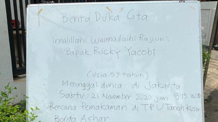 Sesmenpora Nilai Ricky Yacobi Pahlawan Sepak Bola Indonesia