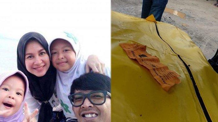 Ayah dan Ibu Jadi Korban Tsunami Banten, Anak Bungsu Aa Jimmy Siap Diasuh Aa Gym: Insya Allah
