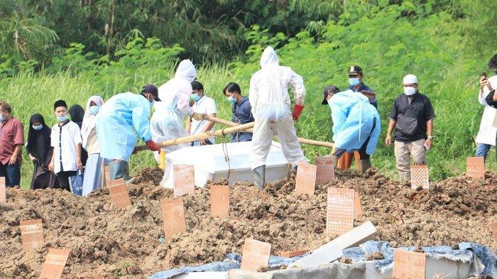 700 Jenazah di Kabupaten Tangerang Telah Dimakamkan di TPU Khusus Covid-19