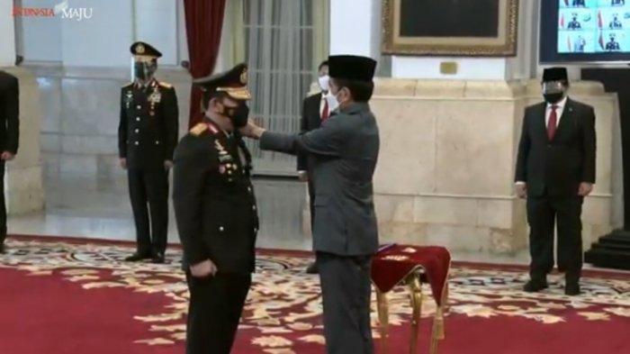 BREAKING NEWS: Jenderal Listyo Sigit Prabowo Sah Jadi Kapolri