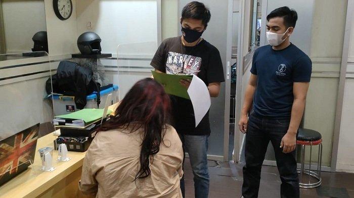 Polres Metro Jakarta Barat menangkap artis Jennifer Jill terkait kasus narkoba