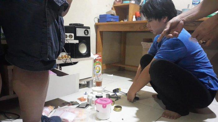 Motif Pelaku Membuat Pabrik Ekstasi Rumahan di Cipondoh: Alasan Pandemi Covid-19