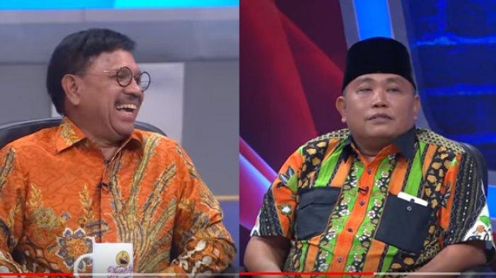 Dicecar Soal Seruan Boikot Pajak, Jawaban Arief Poyuono Buat Jhonny G Plate Tertawa Terbahak-bahak