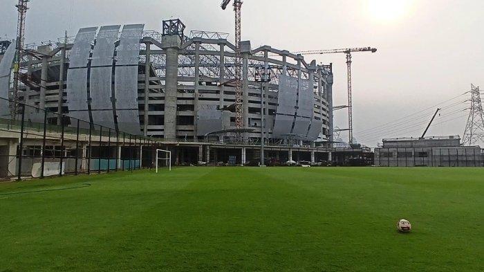 Lapangan Latihan JIS Mau Dibuka Mulai 9 September 2021, Persija Jakarta Bisa Langsung Pakai?