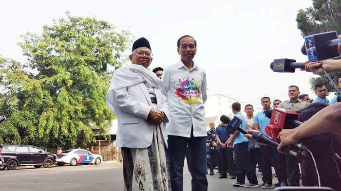Pengamat Kritik Maruf Amin yang Belum Lepas Jabatan Ketua MUI