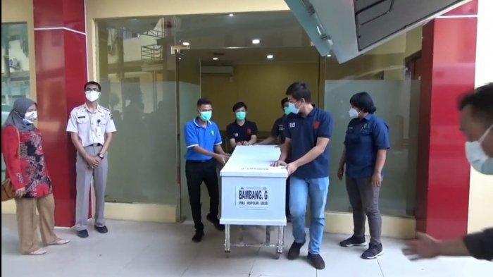 Jenazah Bambang, Korban Tewas Kebakaran Lapas Tangerang Dimakamkan di TPU Karet Bivak