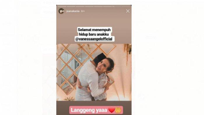 Unggah Foto Vanessa Angel dengan Sosok Diduga Suami, Bibi Ardiansyah: Selamat Mas, Jagain yang Baik
