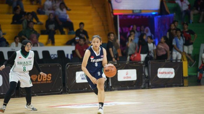 Hidup Jofinka Berada di Basket, Sang Bunda Dukung 100 Persen
