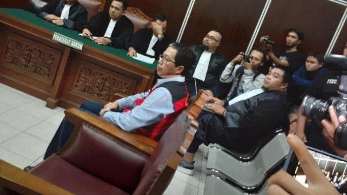 Jaksa Belum Selesaikan Tuntutan, Sidang Joko Driyono Ditunda Lagi
