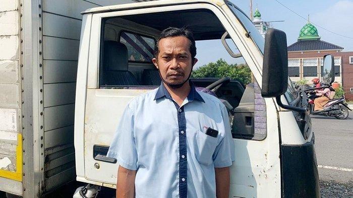 Nemu Rp 10 Juta di Jalan, Sopir Truk di Solo Pilih Mengembalikannya: Saya Bayangkan Ada Diposisi Itu