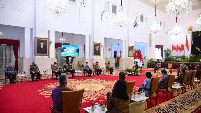 Suroto Tak Percaya Diundang ke Istana Pasca-Bentangkan Poster Buat Geger, Jokowi Berterima Kasih