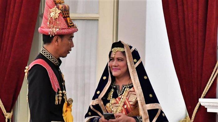 Foto Mesra Jokowi dan Iriana di Medsos Tuai Komentar dari Akun Gerindra, Yunarto Wijaya Balas Begini