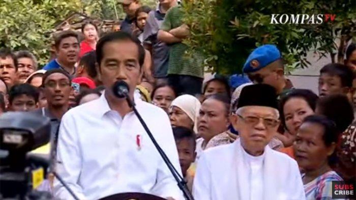 Maruf Amin Tidak Hadir Saat Sidang Putusan Sengketa Pilpres di MK: Ini Pesannya Kepada Tim Hukum