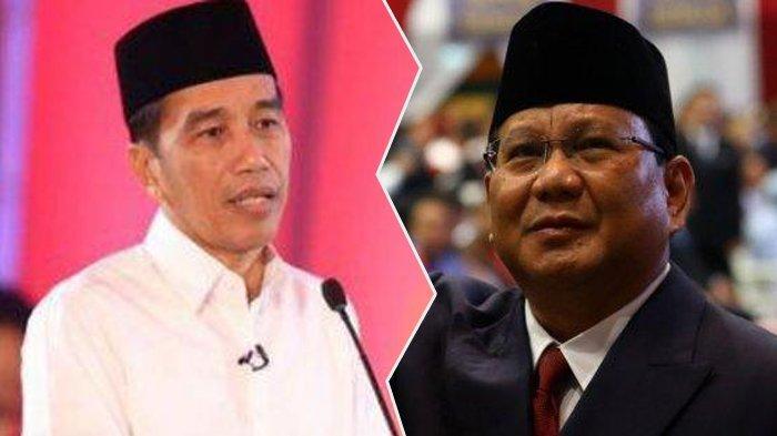 Berkampanye di Wilayah yang Dikuasai Lawan, Lihat Massa Pendukung Jokowi Vs Prabowo