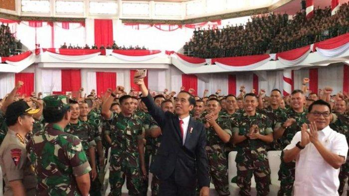 Masuk Daftar Orang Paling Kuat di Dunia Versi Forbes, Peringkat Jokowi Berada di Atas Presiden FIFA