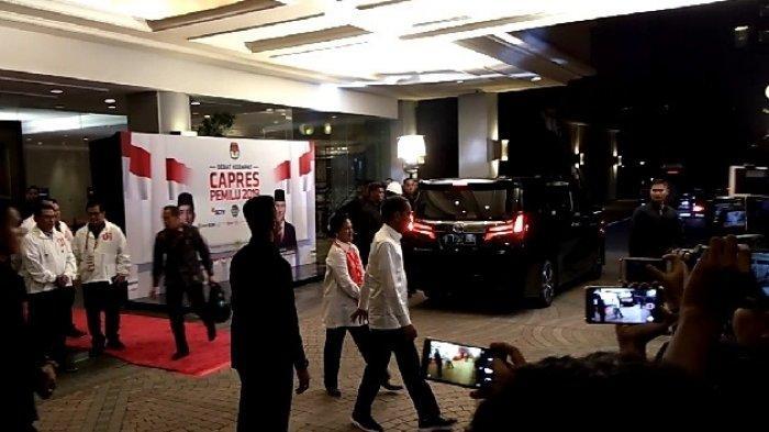 Jokowi Sebut Debat Kali Ini Bakal Adem