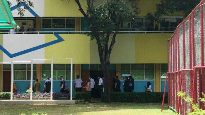 Vaksinasi Covid-19 untuk Guru Dimulai, Presiden Jokowi Targetkan Sekolah Tatap Muka Mulai Juli 2021
