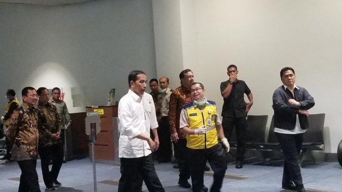 Indonesia Tak Ungkap Riwayat Perjalanan Pasien Covid-19, Jokowi: Sebetulnya Ingin Kita Sampaikan