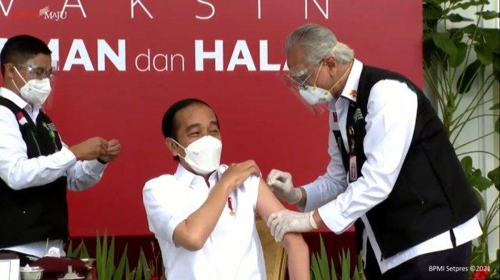 Besok, Belasan Ribu Tenaga Medis di Jakarta Utara Divaksin Covid-19