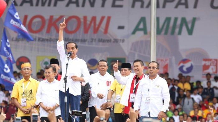 Milenial Jawa Barat Bagian SelatanSiapMenangkan Jokowi