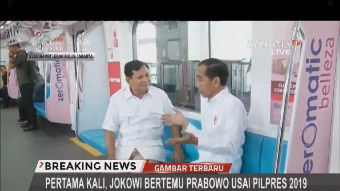 Prabowo Subianto Ungkap Alasan Belum Ucapkan Selamat Atas Penetapan Jokowi Jadi Presiden Terpilih